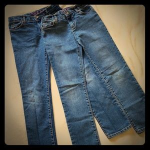 2 for $10 Special!! Girl's Jeans size 12